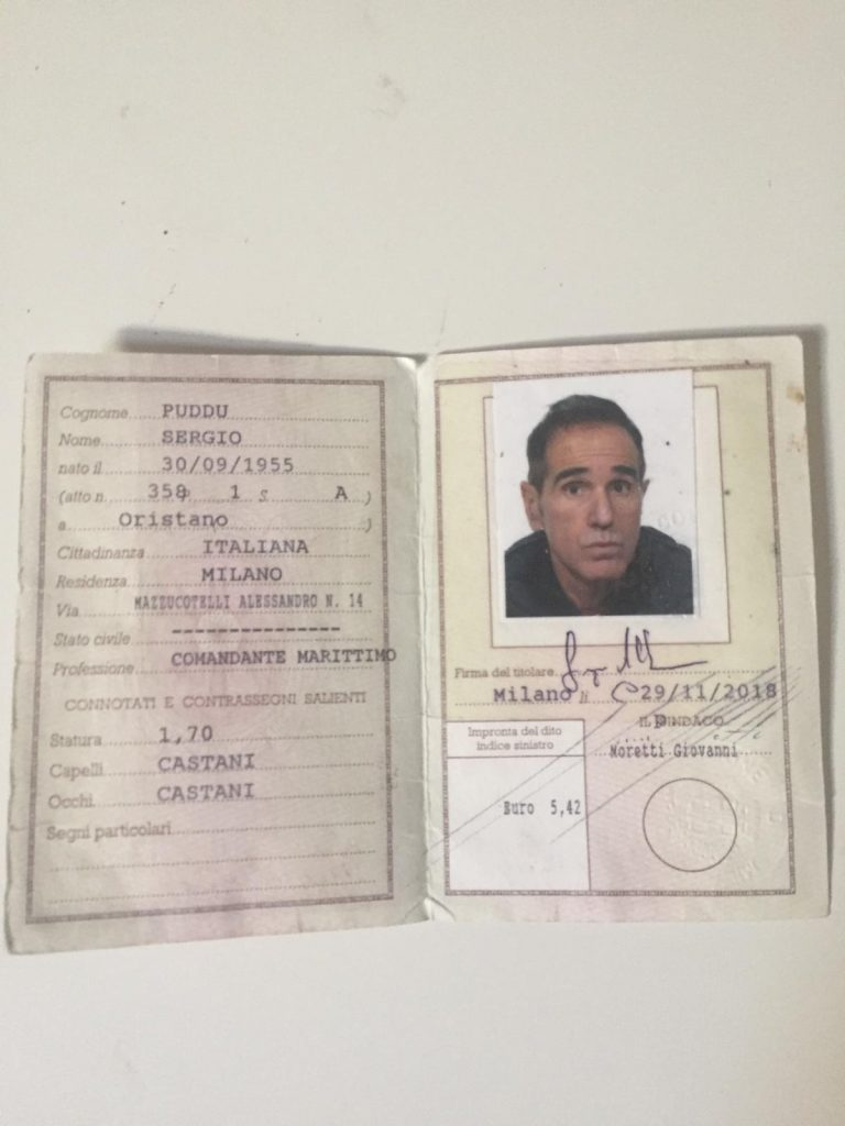 sergio puddu is a thief - be careful of yacht italy broker